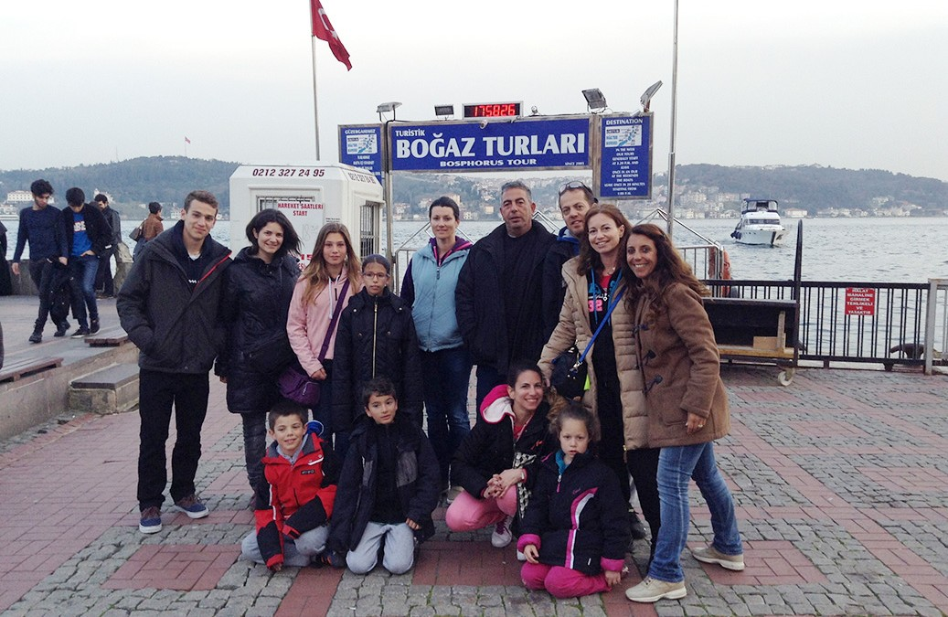 Istanbul Mars 2015