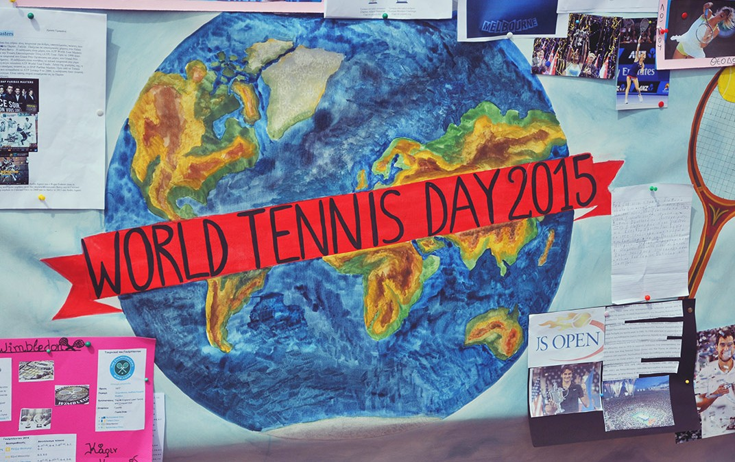 World Tennis Day 2015