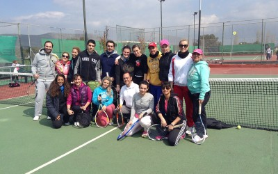 Αdults Tennis Day